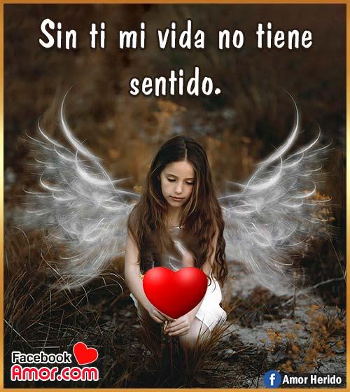 frases de amor ángel