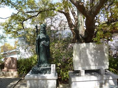 三光神社寿老神