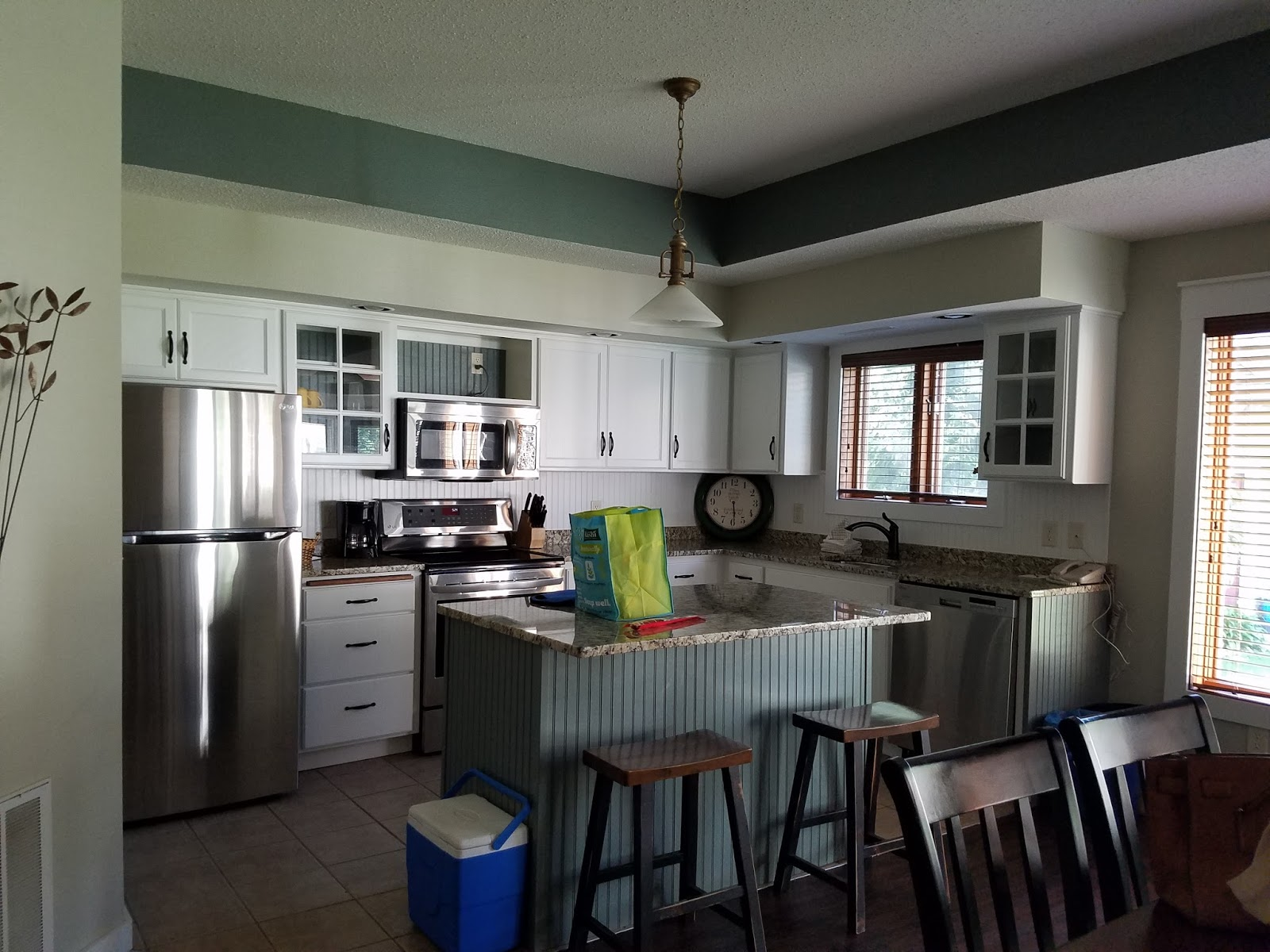 Kitchen Tvs Confessions Of A Frugal Mind Family Travel Review Grand View