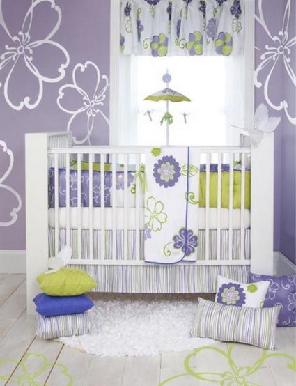 10 charming baby bedrooms 3