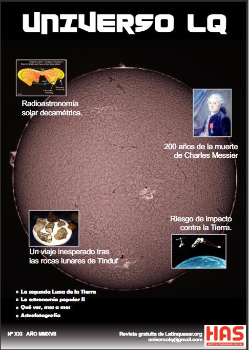 Revista Universo LQ nº21: descarga gratuita