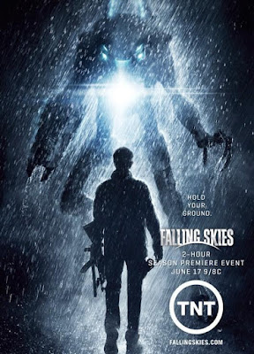 Falling Skies (TV Series) S05 DVD R2 PAL Spanish