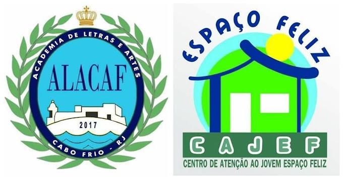 Ação Cultural - ALACAF e CAJEF: Junte-se a nós!