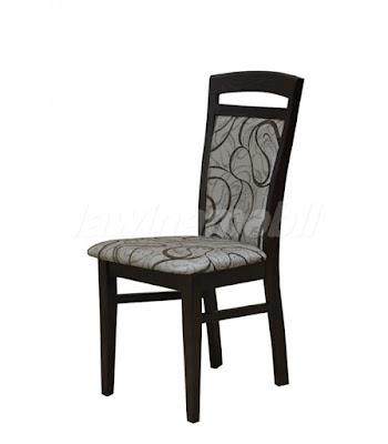 Krzesła stylowe tapicerowane