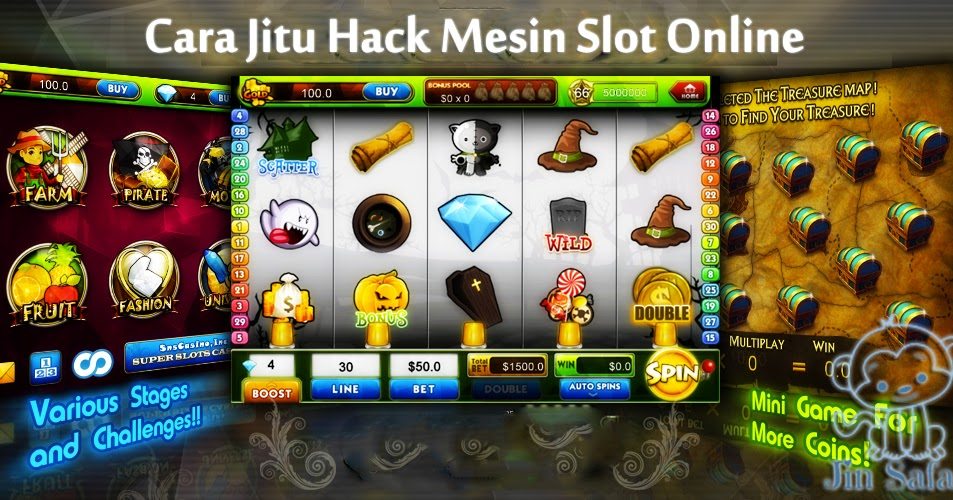 Daftar Situs Poker Terpercaya: Cara Jitu Hack Mesin Slot ...