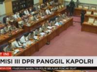 Video Komisi III DPR: Kapolri Sukses Luar Biasa, Bisa Mengamankan Aksi 411 & 212