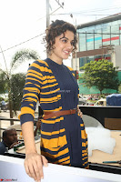 Taapsee Pannu looks super cute at United colors of Benetton standalone store launch at Banjara Hills ~  Exclusive Celebrities Galleries 018.JPG
