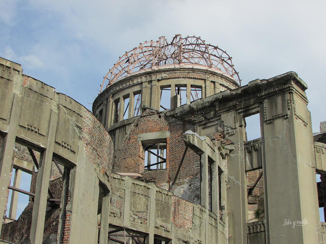 Cúpula de la Bomba Atómica Hiroshima