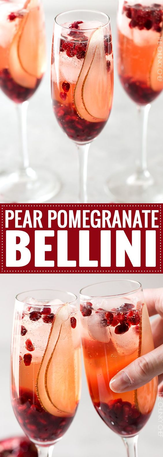 POMEGRANATE BELLINI