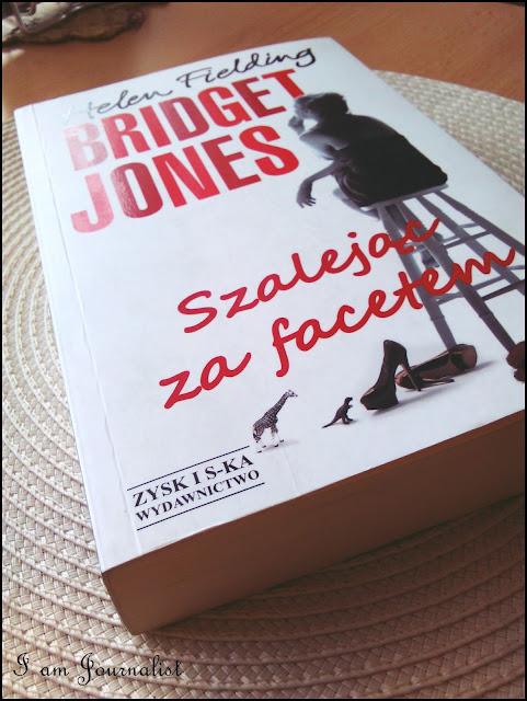 H. F. Bridget Jones Szalejąc za facetem - lekka ksiażka
