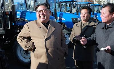 Korea Utara Kini Larang Jual Beli Minuman Keras