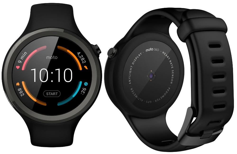 Gadget Blaze: Moto 360 Sport Android Wear smartwatch ...