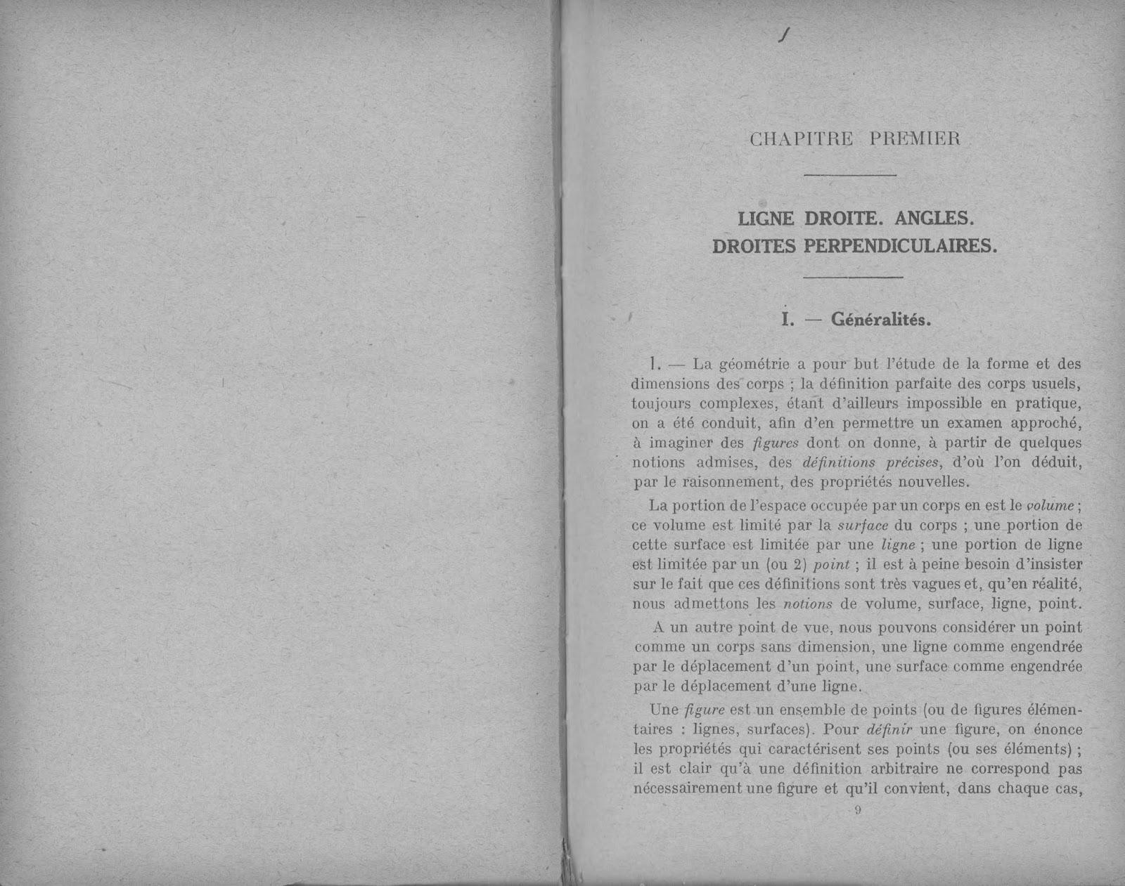 manuels anciens  lecomte  g u00e9om u00e9trie plane  seconde