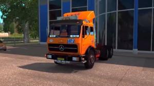 Mercedes NG 1632 truck mod