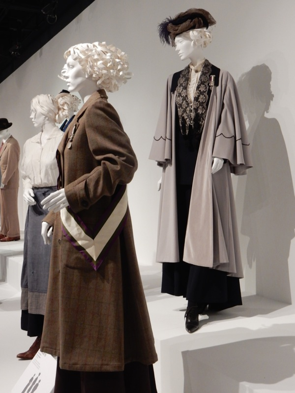 Suffragette movie costumes