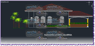 download-autocad-cad-dwg-file-drawing-HOUSE-family-house