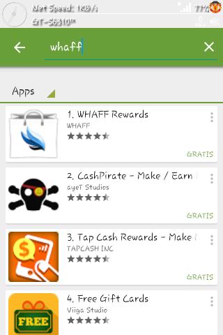 Trik Menghasilkan Uang Dollar dari Android Raup keuntungan selamanya dari Aplikasi WHAFF