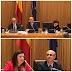 Altos cargos del Gobierno responden a preguntas en la Comisión de Fomento