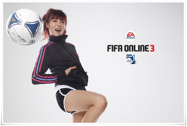 acc Fifa Online 3 miễn phí