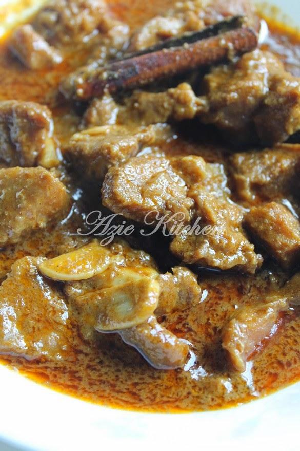 Kerutuk Daging Kelantan