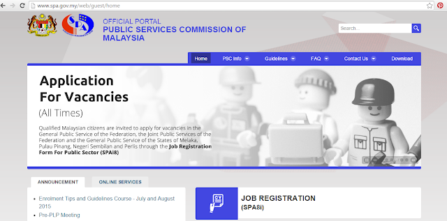 How  To Apply Government Jobs In Malaysia