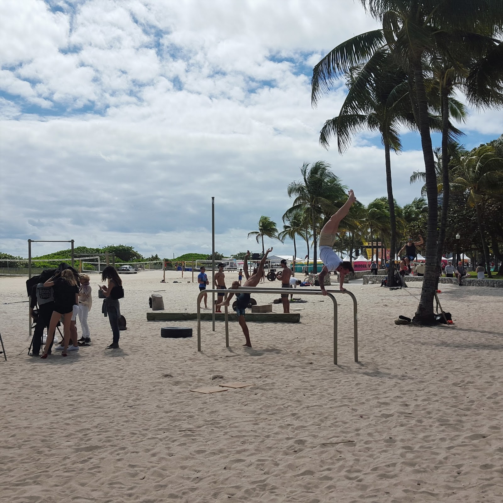 Muscle Beach Miami The Best Beaches In World