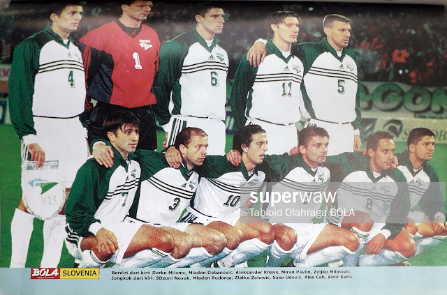 PIN UP TIMNAS SLOVENIA