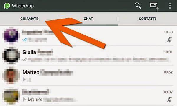 Whatsapp: arrivano le chiamate vocali! Come si usano?