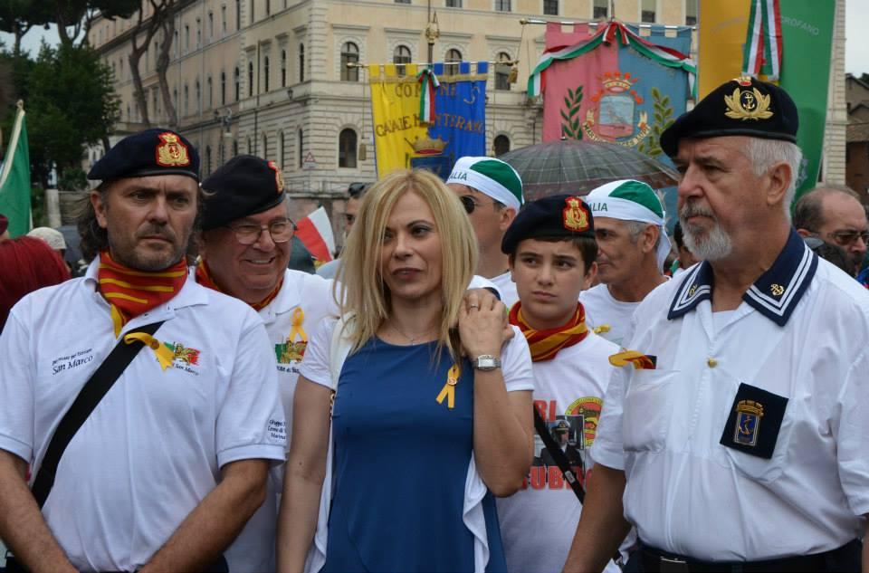 La Brigata Marina San Marco festeggia il 155mo della costituzione della Fanteria  di Marina c6b16befa47c
