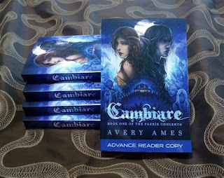 CAMBIARE Avery Ames's Debut Author Spotlight
