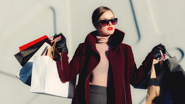 Are you stress shopping? - Healthbiztips