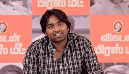 Exclusive press meet with Vijay Sethupathi-PART 3 | Vikatan Press Meet