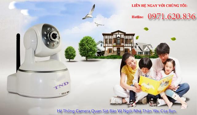 Lắp Đặt Camera Quan Sát Quận Long Biên