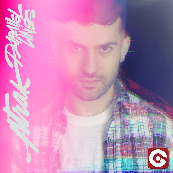 A-Trak - Parallel Lines (feat. Phantogram) - Single Cover