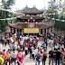Huong pagoda in Vietnam