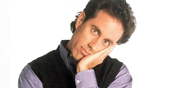Fracasso dos Famosos - Jerry Seinfeld