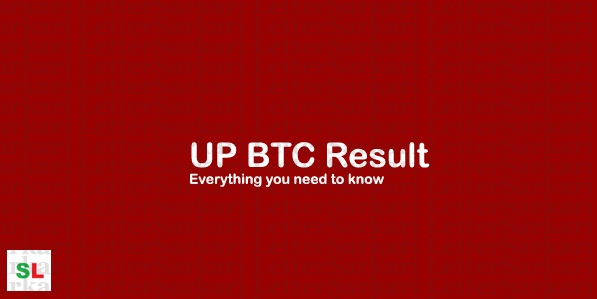 UP BTC Exam Result 2019