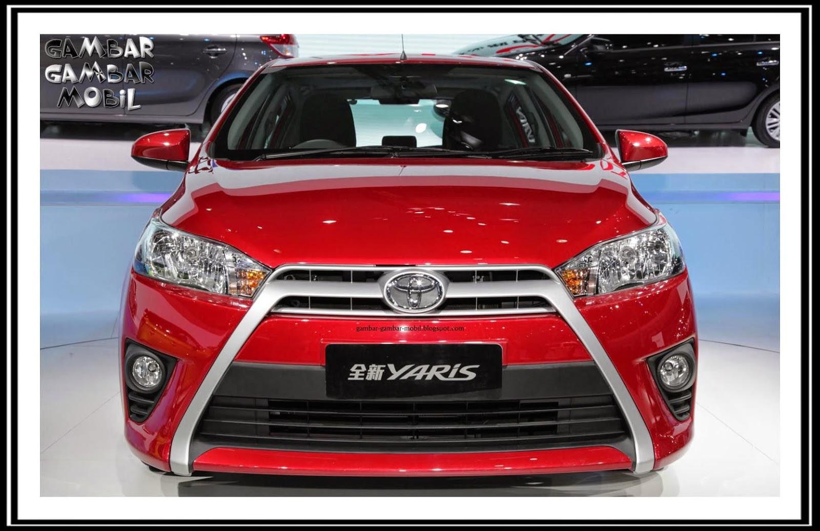 Toyota Yaris Trd Terbaru Grand New Veloz 1.3 2016 Gambar Mobil