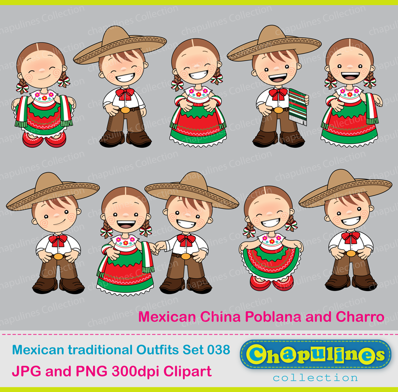 Chapulines Collection En Español 5 De Mayo Freebie China