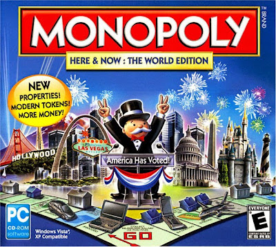 Monopoly Here & Now Edition