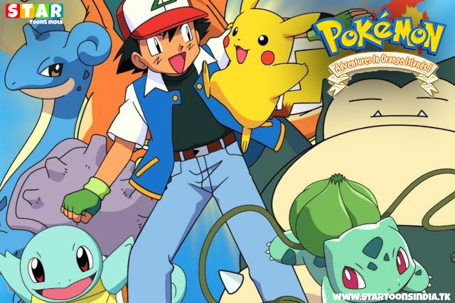 Pokemon Adventures On The Orange Islands Episode 3