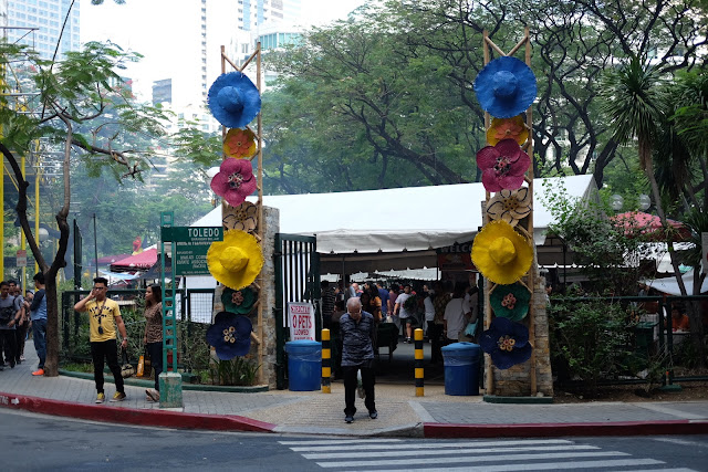 Salcedo Market Entrance