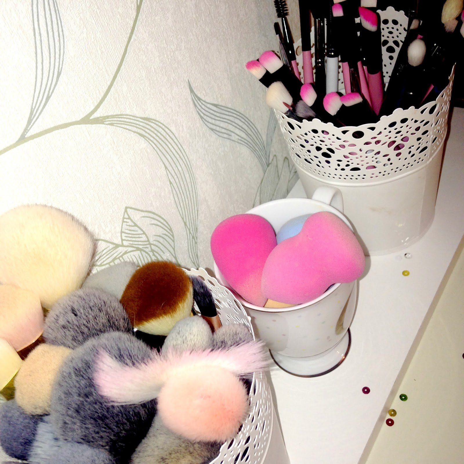 How I Store My Makeup!