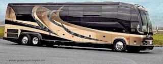 modifikasi bus jadi rumah