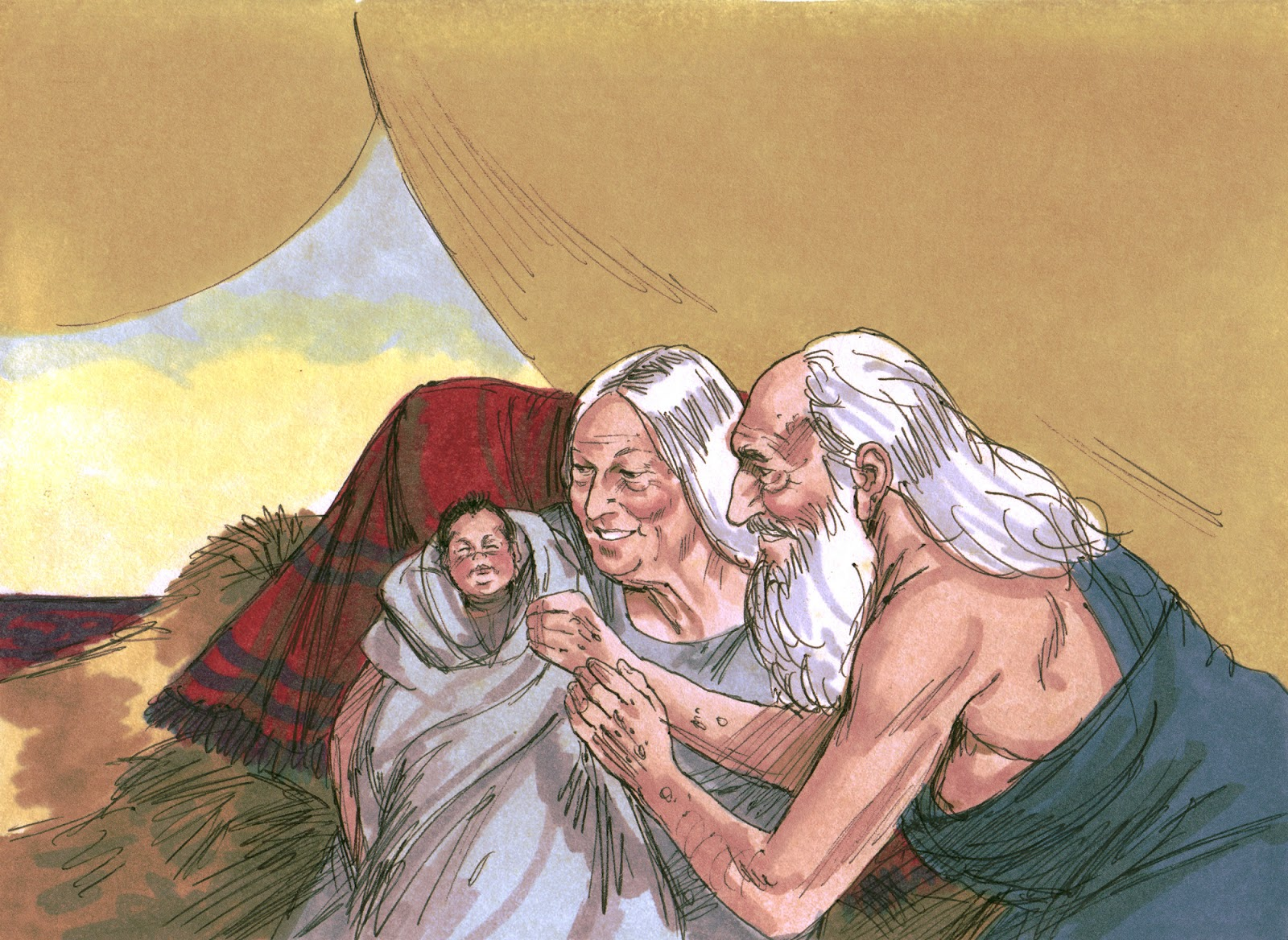 Bible Fun For Kids: 1.6. Genesis: God's Promise to Abraham ...