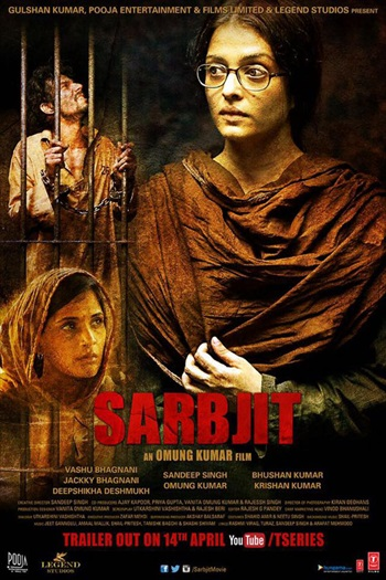 Download Sarbjit 2016 Hindi pDVDRip 350mb