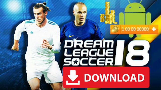 Download DLS 18 Mod Apk Unlimited Coins Gameplay