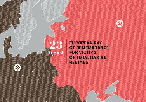 23 sierpnia – Europejski Dzień Pamięci Ofiar Stalinizmu i Nazizmu