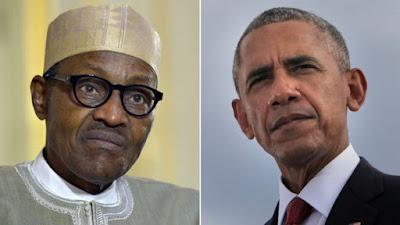 Nigeria president blames aide for plagiarising Obama