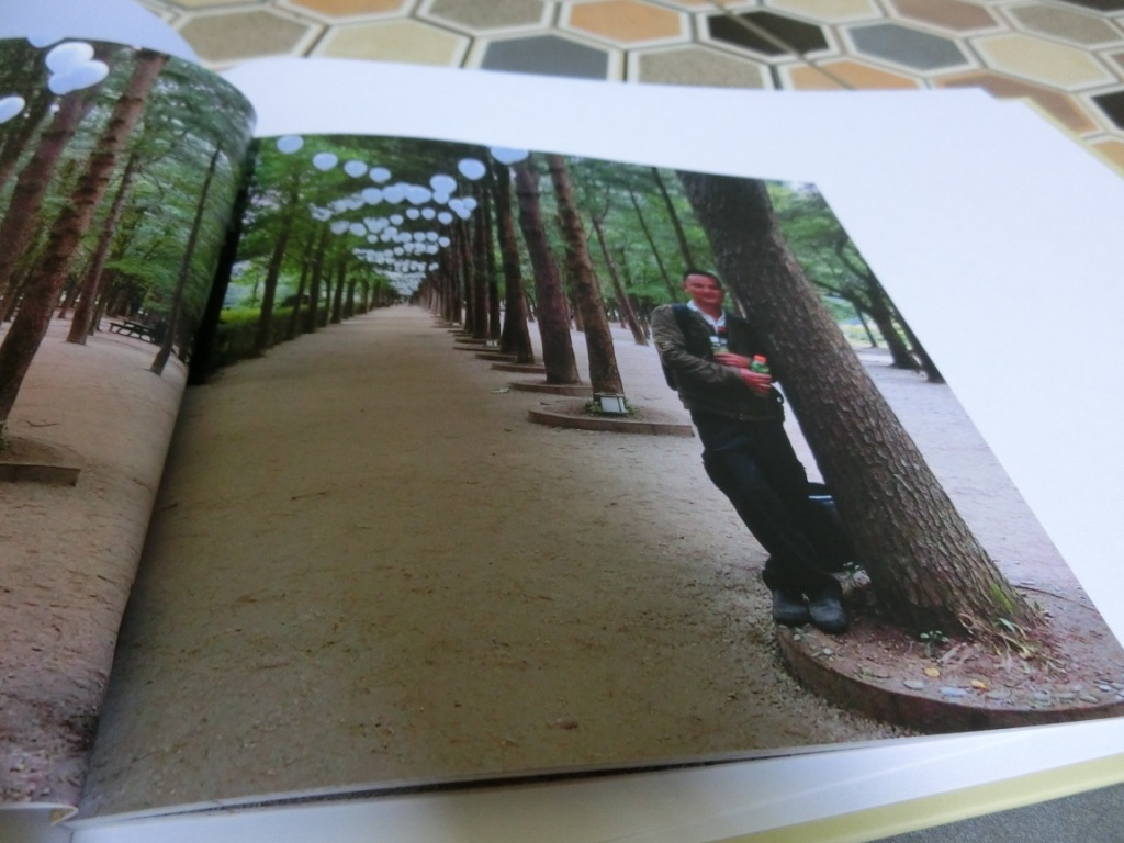 Rakam Memori Percutian Bersama Photobook